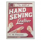 Книга (на бумажном носителе) The Art Of Hand Sewing Leather Book на английском языке 68 страниц.