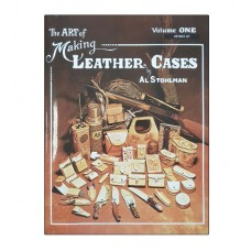 Книга (на бумажном носителе) The Art Of Making Leather Cases (Volume 1) на английском языке 160 страниц.