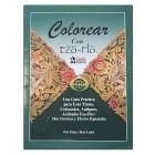 Книга (на бумажном носителе) Coloring With Eco-Flo Book Spanish на испанском языке 38 страниц.