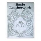 Книга (на бумажном носителе) Basic Leatherwork на английском языке 12 страниц.