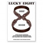 Книга (на бумажном носителе) Lucky Eight Belt Book на английском языке 33 страницы.