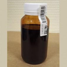 Краска для кожи жидкая TOLEDO SUPER с анилиновым эффектом цвет светло - коричневый (Guoio) 100 гр. Kenda Farben.
