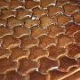 Краска для кожи - крем красящий KALEIDOS с эффектом анилина, цвет коричневый 100 гр. Kenda Farben.