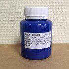 Краска для уреза кожи ORLY OPACO 100 гр. Матовый синий.
