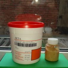 Финиш кремообразный, самополирующийся, умягчающий SETA 100 грамм. Бесцветный. Kenda Farben.