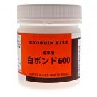 Химия для кожи - клей для любых типов кожи на водной основе SUPER 600 180 мл. Kyoshin Elle.
