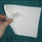 Сукно для полировки уреза (лён). 10 шт.