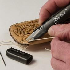 Ножницы мини с колпачком.
