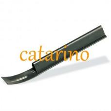 Бевеллер - нож для срезания кромки + 1 лезвие. Чёрный цвет Tandy.