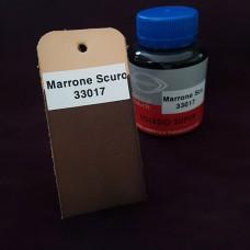 Краска для кожи жидкая TOLEDO SUPER с анилиновым эффектом цвет тёмно-коричневый 100 гр. Kenda Farben.