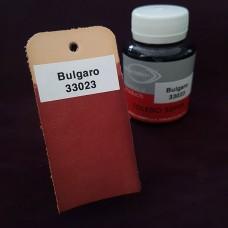 Краска для кожи жидкая TOLEDO SUPER с анилиновым эффектом 100 мл. бургунди.