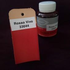 Краска для кожи жидкая TOLEDO SUPER с анилиновым эффектом 100 мл. красный.