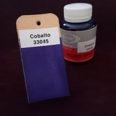 Краска для кожи жидкая TOLEDO SUPER с анилиновым эффектом цвет синий кобальт 100 гр. Kenda Farben.