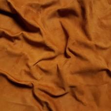 Замша велюр козлёнок высший сорт. Около 0.4 мм. 38 дец. Tan.
