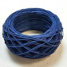 SLAM нитки для кожи. 30 м. 0.6 мм. Цвет - тёмно-синий.