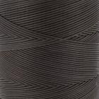 Нитки для кожи Ritza Tiger 0.8 мм. 30 метров, 100% полиэстер. Цвет JK03 - Dark Gray.