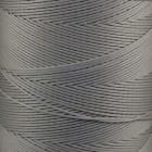 Нитки для кожи Ritza Tiger 0.8 мм. 30 метров, 100% полиэстер. Цвет JK04 - Grey.