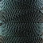Нитки для кожи Ritza Tiger 0.8 мм. 26-30 метров, 100% полиэстер. Цвет JK11 - Emerald.