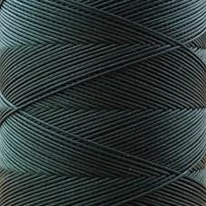 Нитки для кожи Ritza Tiger 1 мм. 30 метров, 100% полиэстер. Цвет JK09 - Green.