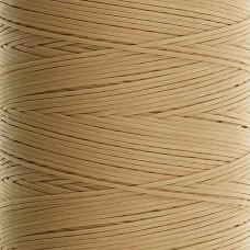 Нитки для кожи Ritza Tiger 1 мм. 30 метров, 100% полиэстер. Цвет JK02 - Beige.