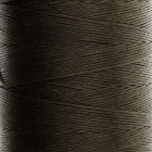 Нитки для кожи Ritza Tiger 1 мм. 30 метров, 100% полиэстер. Цвет JK20 - Dark Brown.