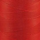 Нитки для кожи Ritza Tiger 0.8 мм. 30 метров, 100% полиэстер. Цвет JK62 - Red.
