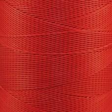 Нитки для кожи Ritza Tiger 0.8 мм. 26-30 метров, 100% полиэстер. Цвет JK62 - Red.