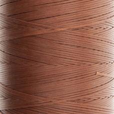 Нитки для кожи Ritza Tiger 0.6 мм. 30 метров, 100% полиэстер. Цвет JK77 - Havana Cigar.