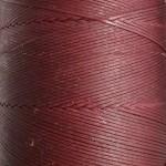 Нитки для кожи Ritza Tiger 0.8 мм. 30 метров, 100% полиэстер. Цвет JK58 - Bordeaux.