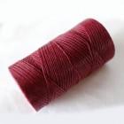 Нитки для шитья кожи, профессиональные японские РАМИ-BIZ  - 20/3, 200 метров. Тёмно-розовый.