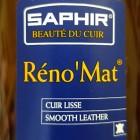 Смывка очиститель для кожи SAPHIR RENO MAT 100 гр. в розлив.