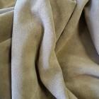 Замша телячья двусторонняя, плотная, износостойкая. Около 1.5 мм. 70 дец. Soft Grey.