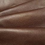 Кожа козлёнок галантерейная CONCERIA ANTIBA 1 сорт, шевро шоколад 1.5 мм. 53 кв.дец.