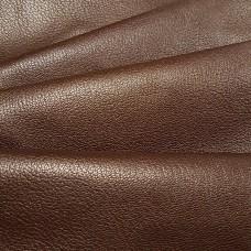 Кожа козлёнок галантерейная CONCERIA ANTIBA 1 сорт, шевро шоколад 1.5 мм. 55 кв.дец.
