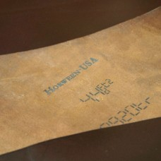 Кожа США  Horween Horsebutt Strips CHXL Aniline - Brown - 3.6 фута, 2 сорт.