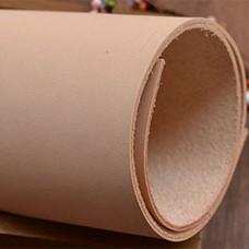 Кожа для тиснения 1.6-1.8 мм. синтановая в полукожах, 2 сорт, 3 категория, 197 дец.