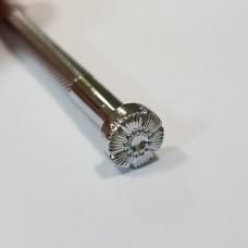 Штамп для тиснения по коже J815 10x10 мм.