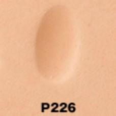 "Штамп для тиснения по коже ""Фоновый P226"" 7х14 мм."