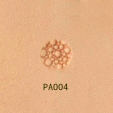 """Штамп для тиснения по коже """"Фоновый PA004"""" 8х8 мм."""