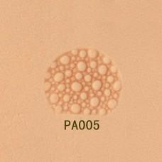 """Штамп для тиснения по коже """"Фоновый PA005"""" 12х12 мм."""