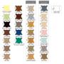 Средство для реставрации изделий из кожи TARRAGO Quick Color 25 мл. Платиновый.