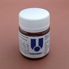 Краска для уреза кожи UNITERS MATTONE матовый универсальный Hermes 50 гр.