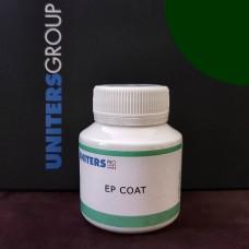 Краска для уреза кожи UNITERS GREEN матовый зелёный 100 гр.