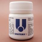 Краска для уреза кожи UNITERS BIANCO матовый белый 50 гр.