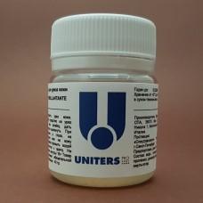 Краска для уреза кожи UNITERS EP BRILLANTANTE топ глянцевый 50 гр.