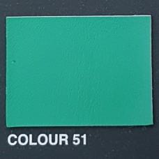 Краска для уреза кожи UNITERS GREEN TRANSAVIA матовый зелёный 40 гр.