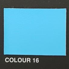 Краска для уреза кожи UNITERS CELESTE матовый голубой 40 гр.