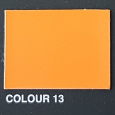 Краска для уреза кожи UNITERS ORANGE матовый оранжевый 50 гр.