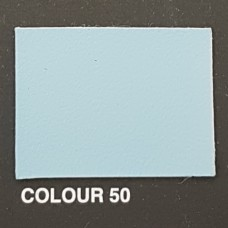 Краска для уреза кожи UNITERS DALIA CARTA матовый серо-голубой 50 гр.