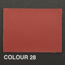 Краска для уреза кожи UNITERS MATTONE матовый коричневый кирпич 40 гр.